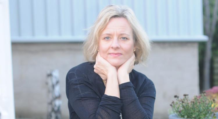Författarporträtt Åsa Ohnell