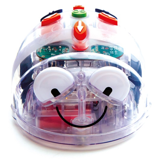 Programmera en robot på Mariannelunds bibliotek LäSLOV