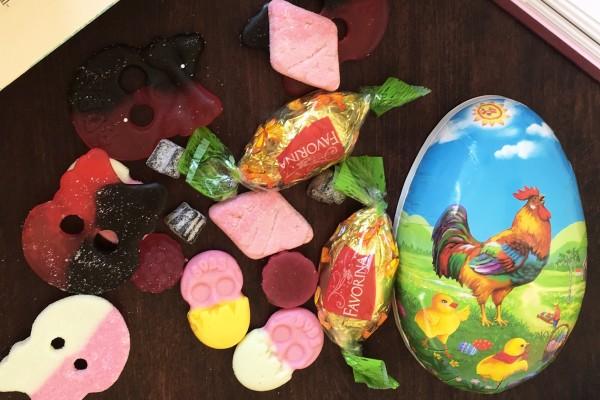 Glad påsk önskar LÄSLOV!