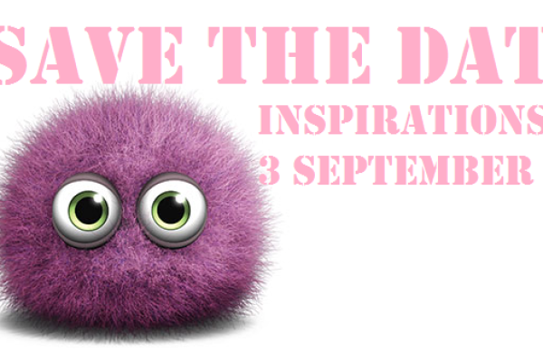 Save the date! Inspirationsdag 3 september