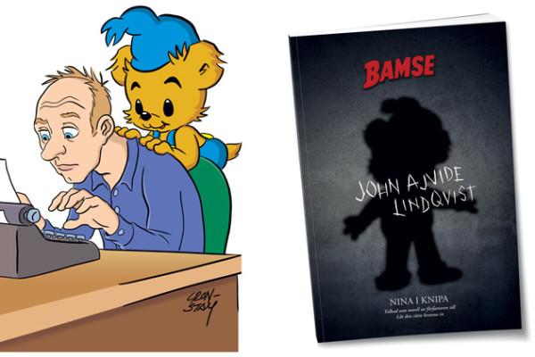 Läslov på Pressbyrån – John Ajvide Lindqvist tolkar Bamse!